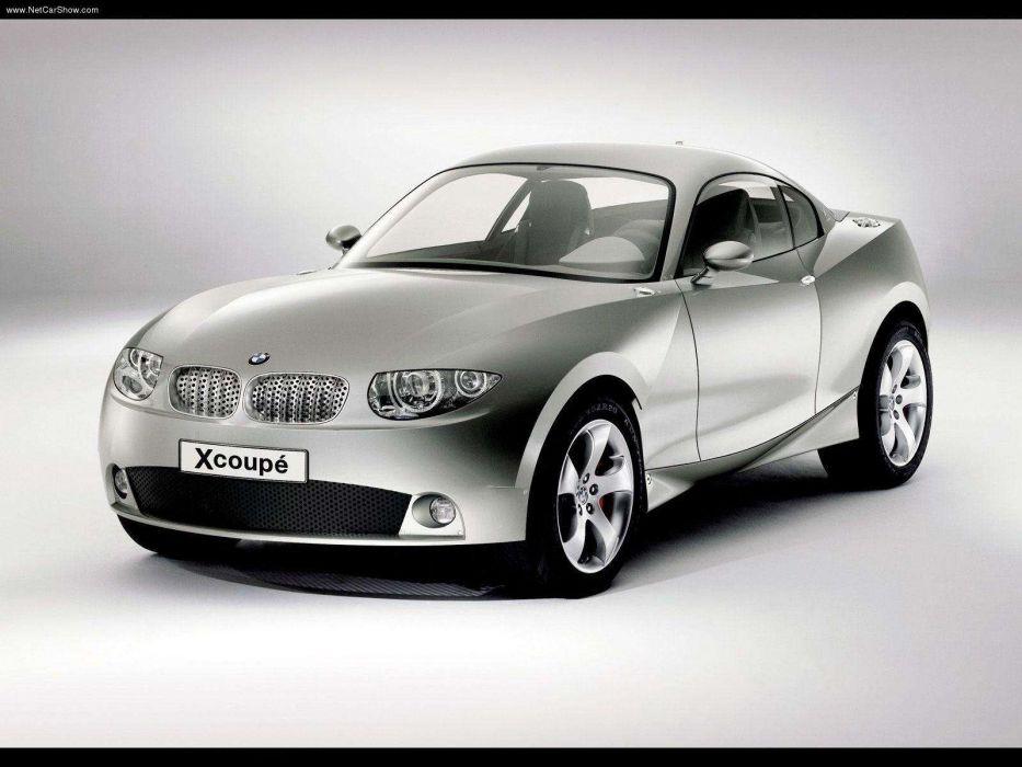 BMW X Coupe Concept 2001 wallpaper