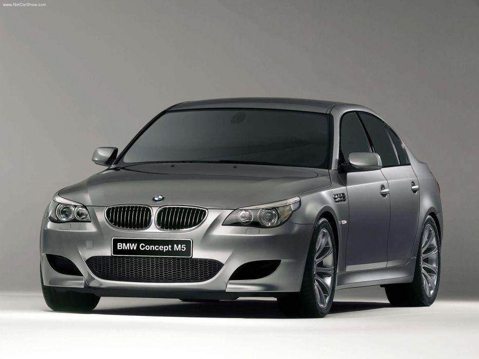 BMW Concept M5 2004 wallpaper