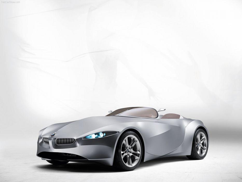 BMW GINA Light Visionary Model Concept 2008 wallpaper