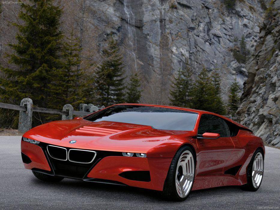 BMW M1 Concept 2008 wallpaper
