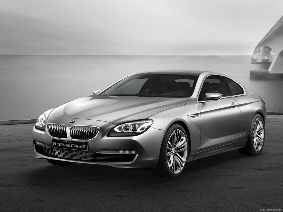 BMW 6-Series Coupe Concept 2010 wallpaper