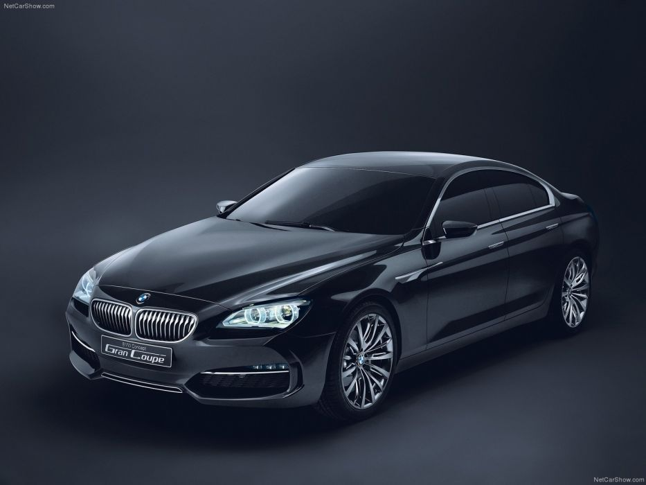 BMW Gran Coupe Concept 2010 wallpaper