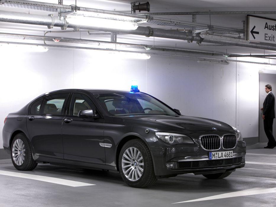 BMW 7-Series High Security 2010 wallpaper