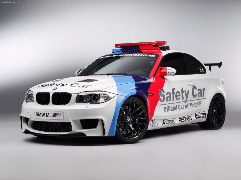 BMW 1-Series M Coupe MotoGP Safety Car 2011 wallpaper