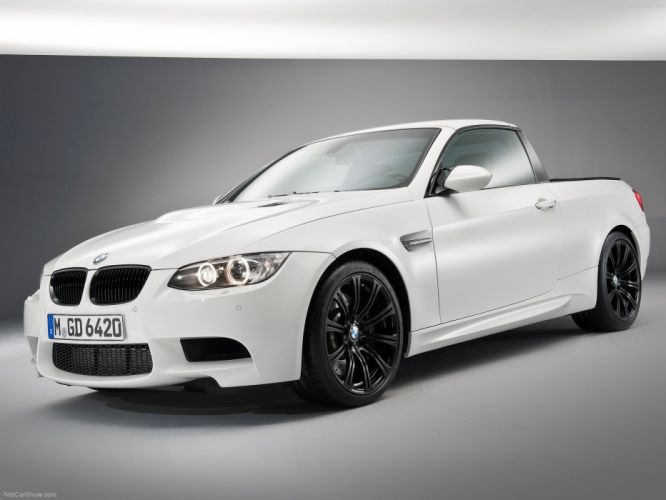 BMW M3 Pickup Concept 2011 wallpaper