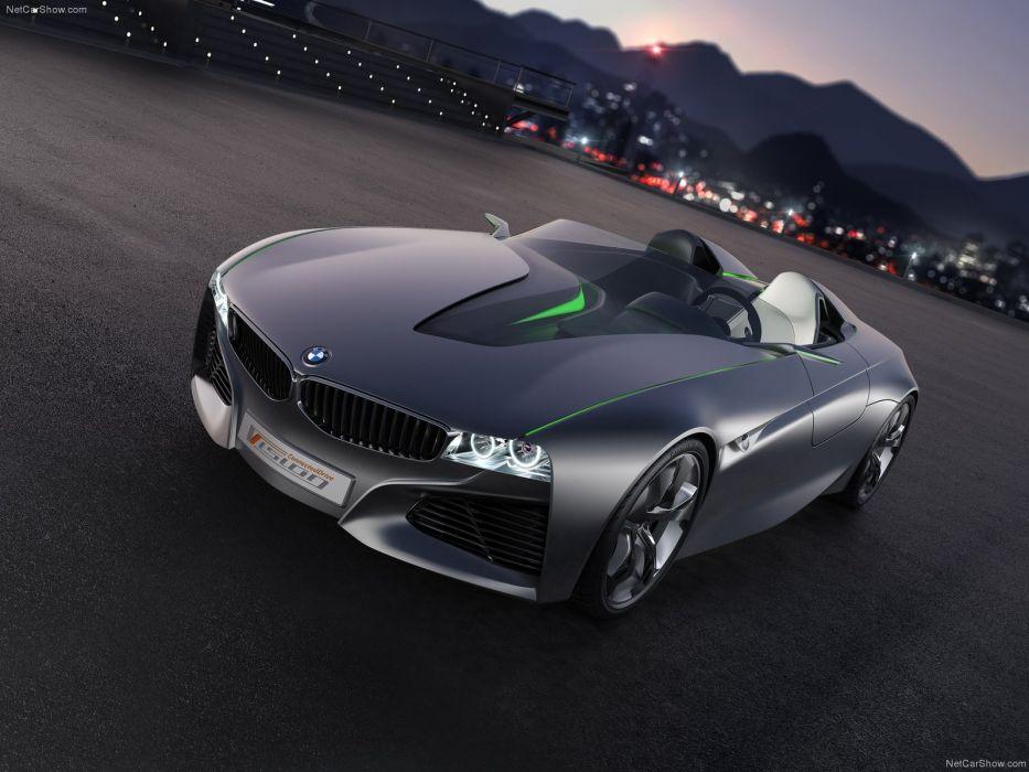 BMW ConnectedDrive Concept 2011 wallpaper
