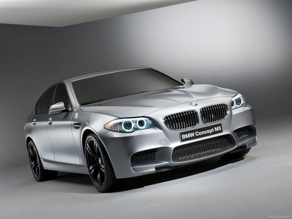 BMW M5 Concept 2011 wallpaper