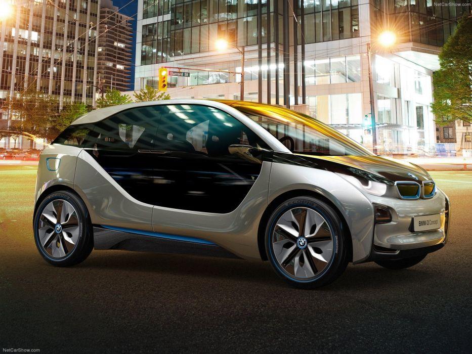 BMW i3 Concept 2011 wallpaper