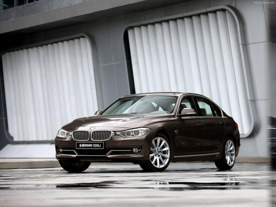 BMW 3-Series Long Wheelbase 2013 wallpaper
