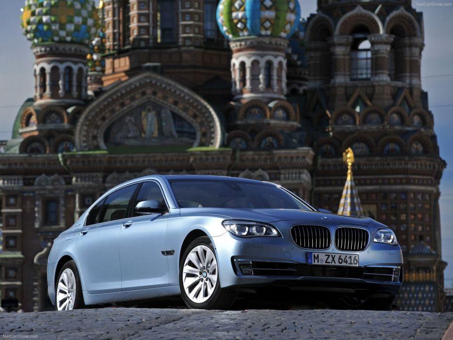 BMW 7 ActiveHybrid 2013 wallpaper