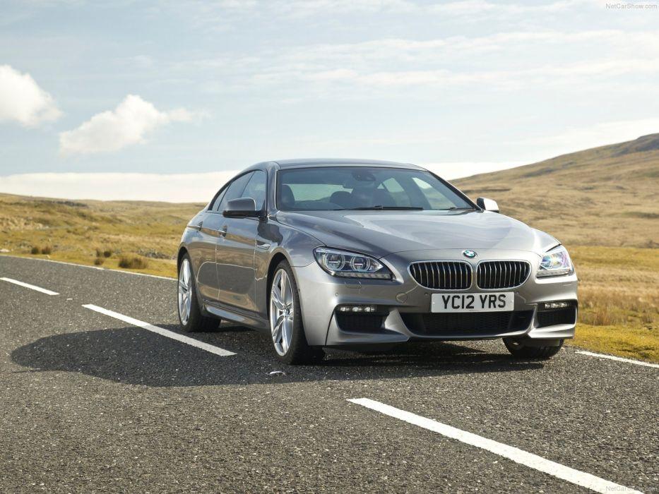 BMW 6-Series Gran Coupe UK Version 2013 wallpaper