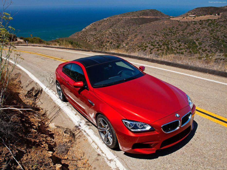 BMW M6 Coupe US-Version 2013 wallpaper
