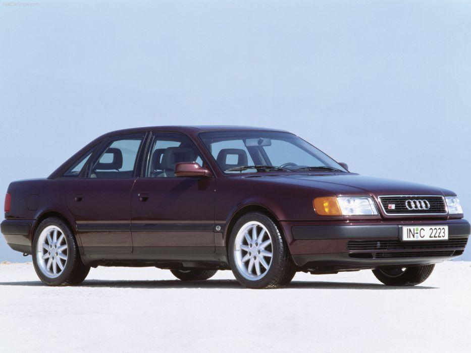Audi 100 1991 wallpaper