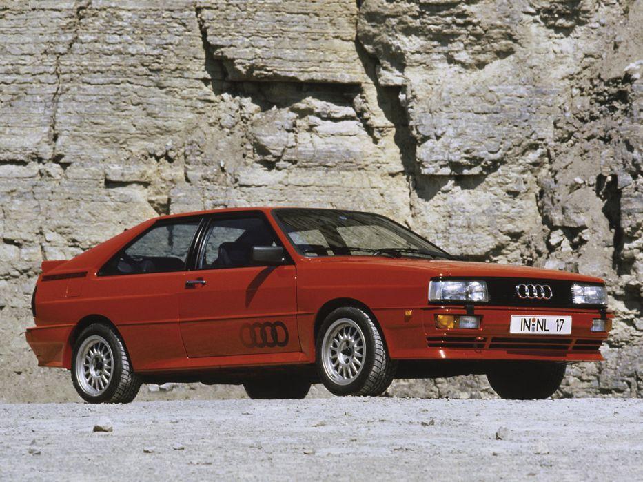 Audi quattro 1988 wallpaper