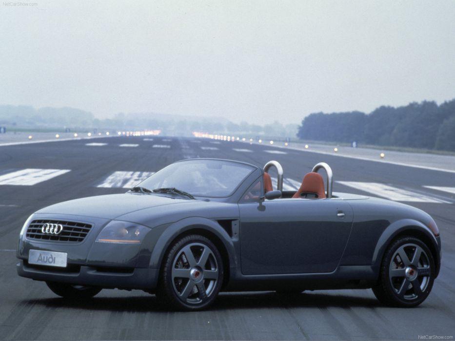 Audi TTS Concept 1995 wallpaper
