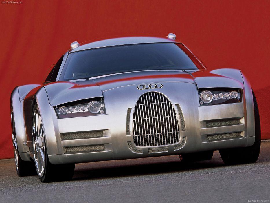 Audi Rosemeyer Concept 2000 wallpaper