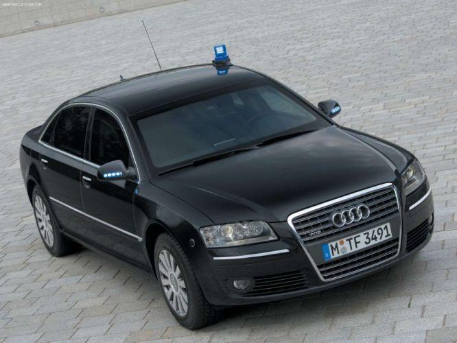 Audi A8 Security 2006 wallpaper