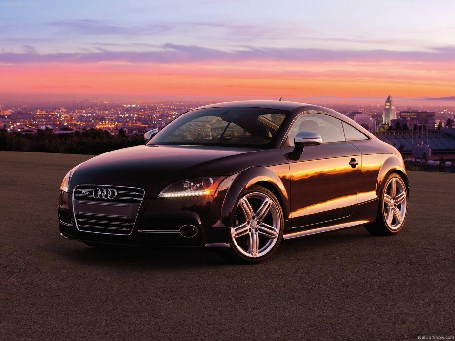 Audi TTS Coupe 2011 wallpaper