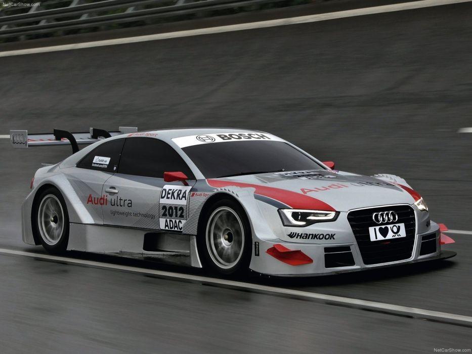 Audi A5 DTM 2012 wallpaper
