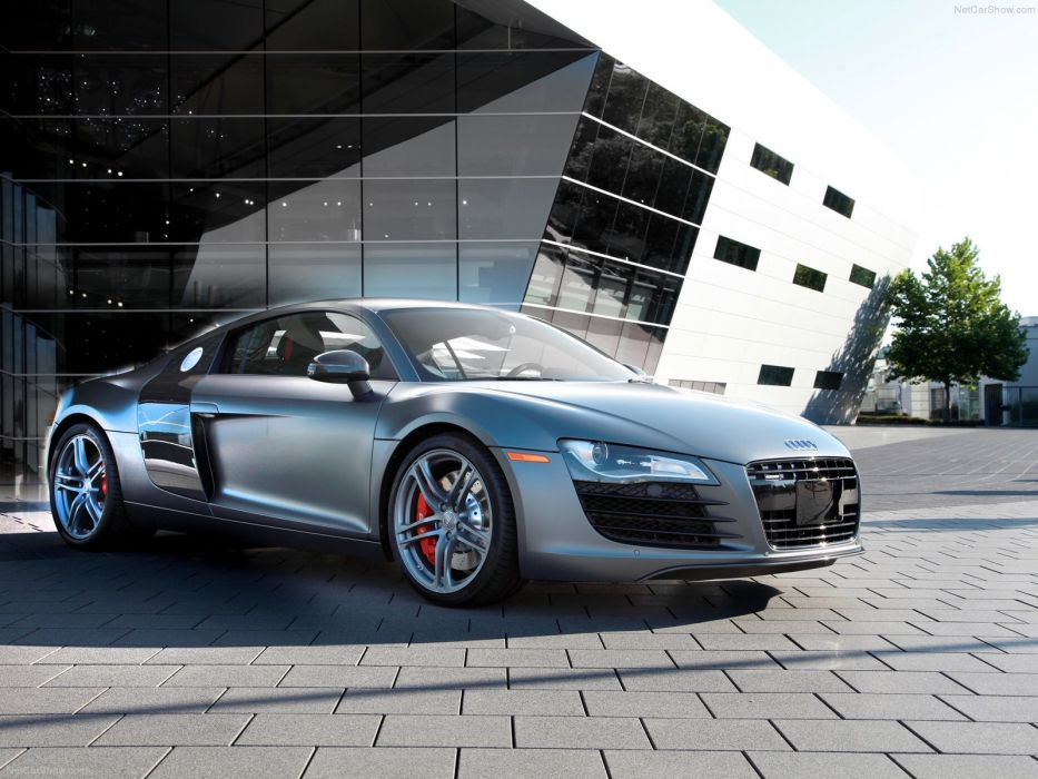 Audi R8 Exclusive Selection 2012 wallpaper