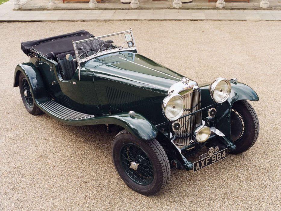 Aston Martin Lagonda M45 Tourer 1934 wallpaper