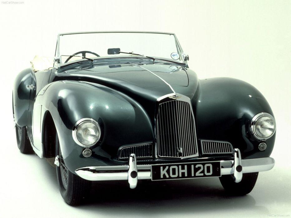 Aston Martin DB1 1948 wallpaper