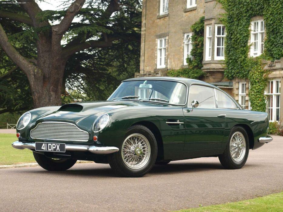 Aston Martin DB4 GT 1959 wallpaper