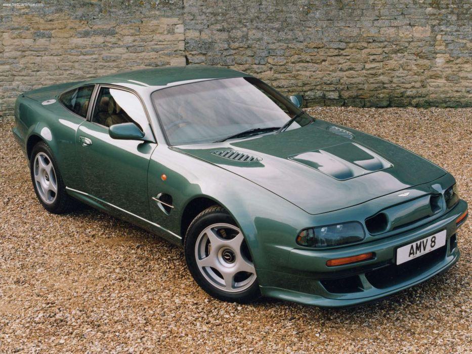 Aston Martin V8 Vantage Le Mans 199 wallpaper