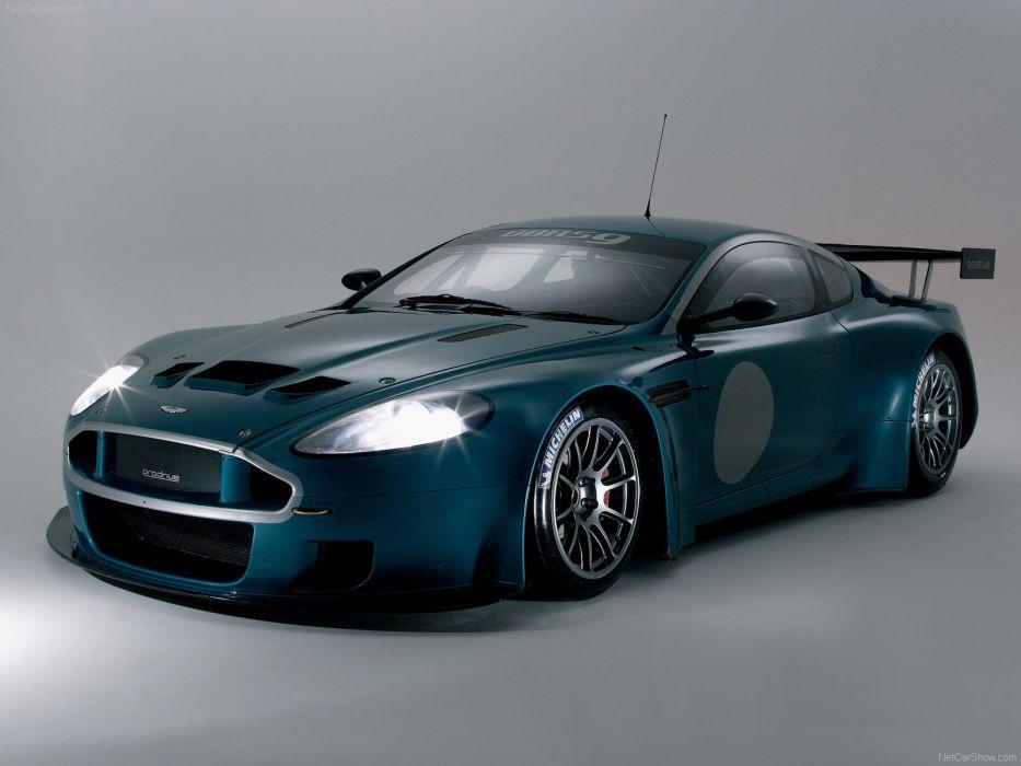 Aston Martin DBRS9 2006 wallpaper