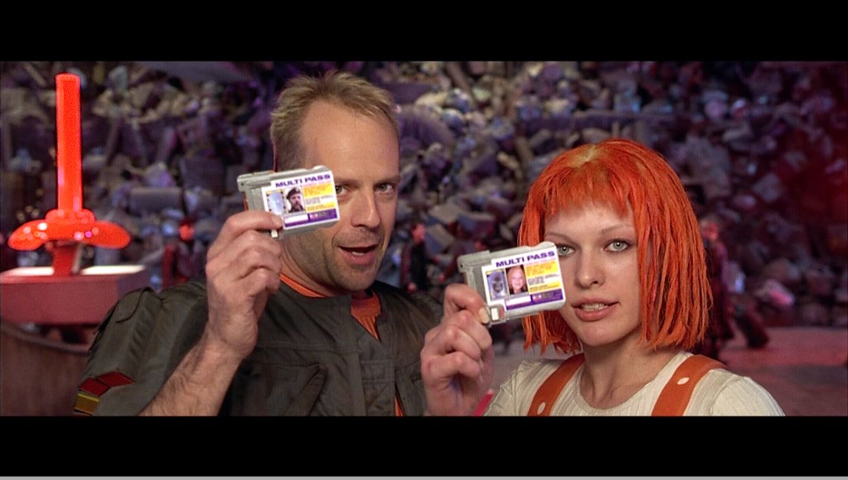 FIFTH ELEMENT action adventure sci-Fi (1) wallpaper
