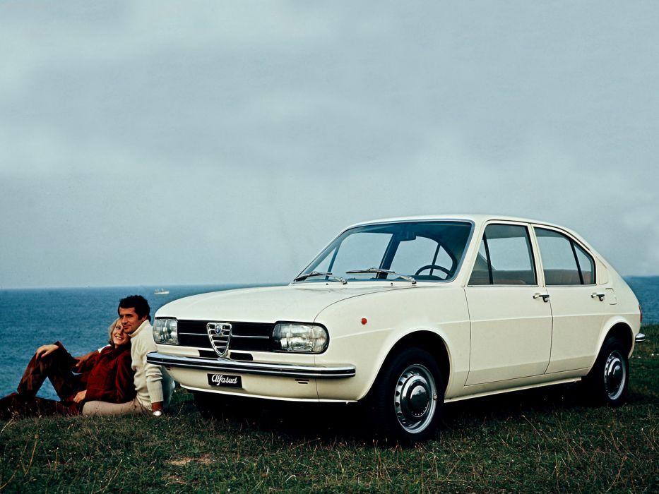 Alfa Romeo Alfasud 1_2 1971 wallpaper