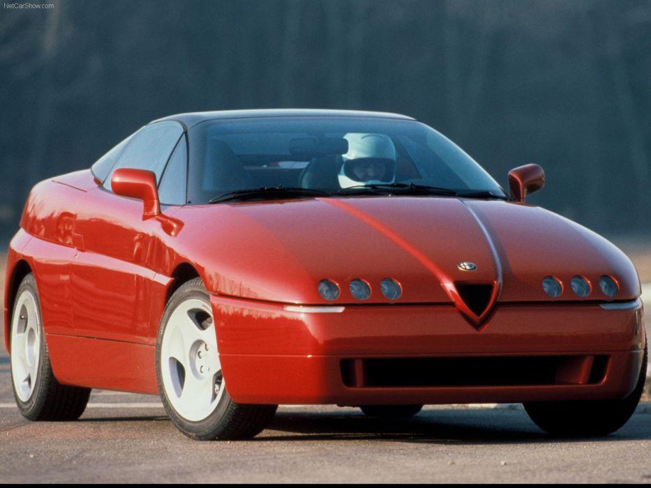Alfa Romeo 164 Proteo Concept 1991 wallpaper