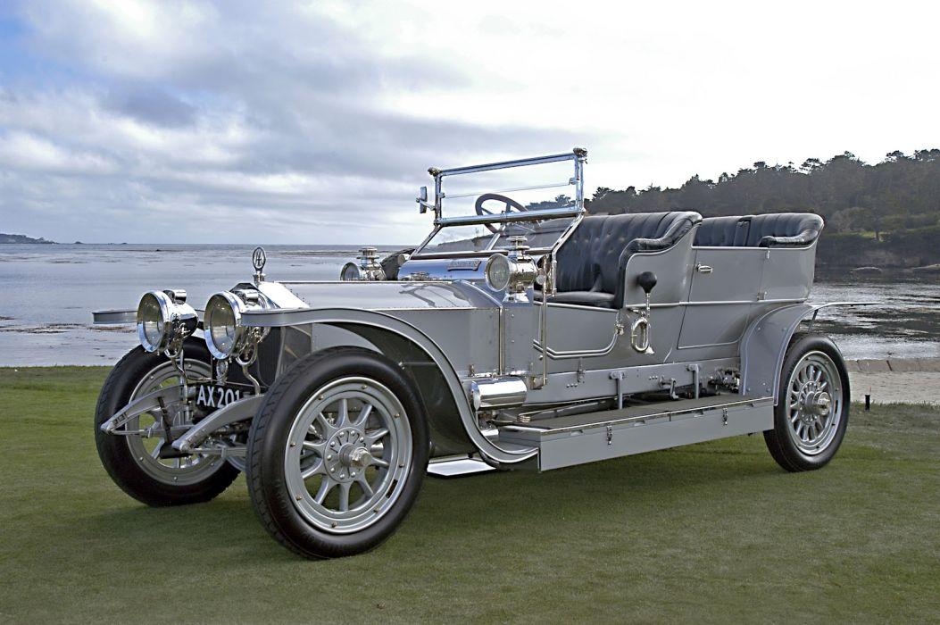 Rolls Royce Silver Ghost 1906 wallpaper