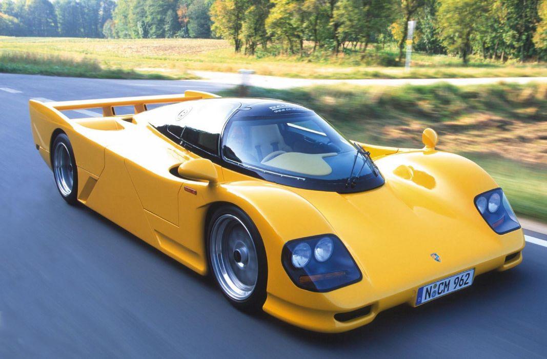 Dauer 962 Le Mans wallpaper