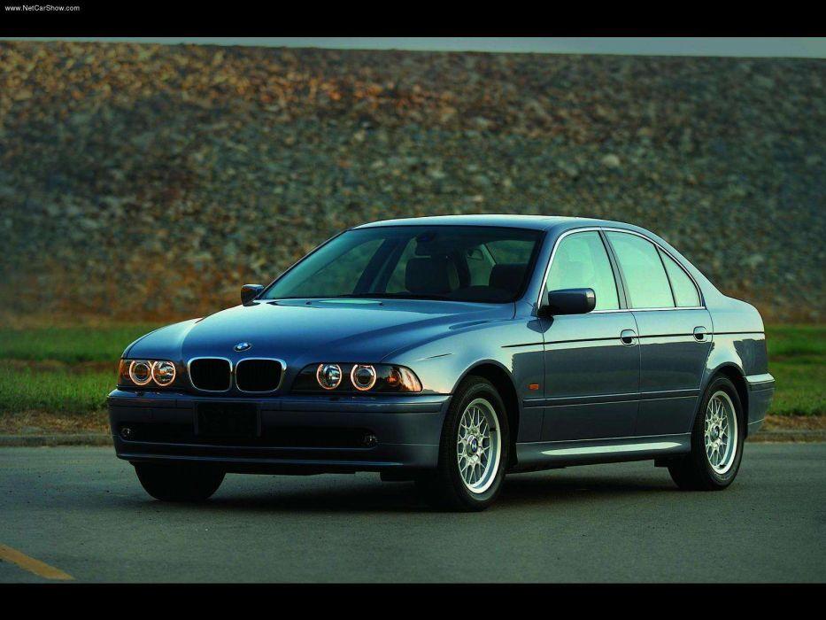 BMW 525i 2001 wallpaper