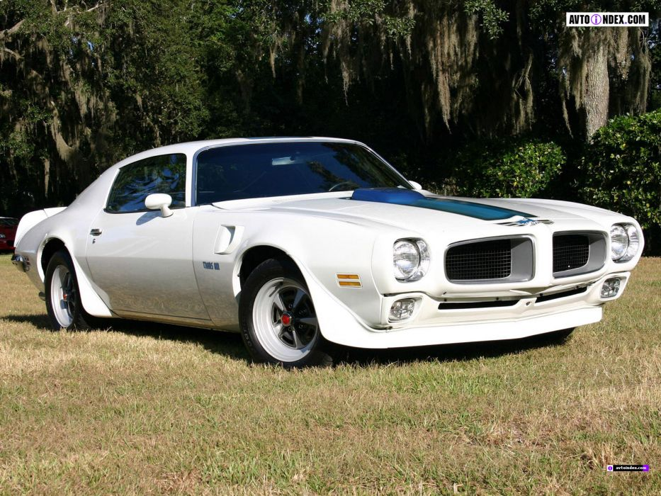 Pontiac Firebird 1970 wallpaper