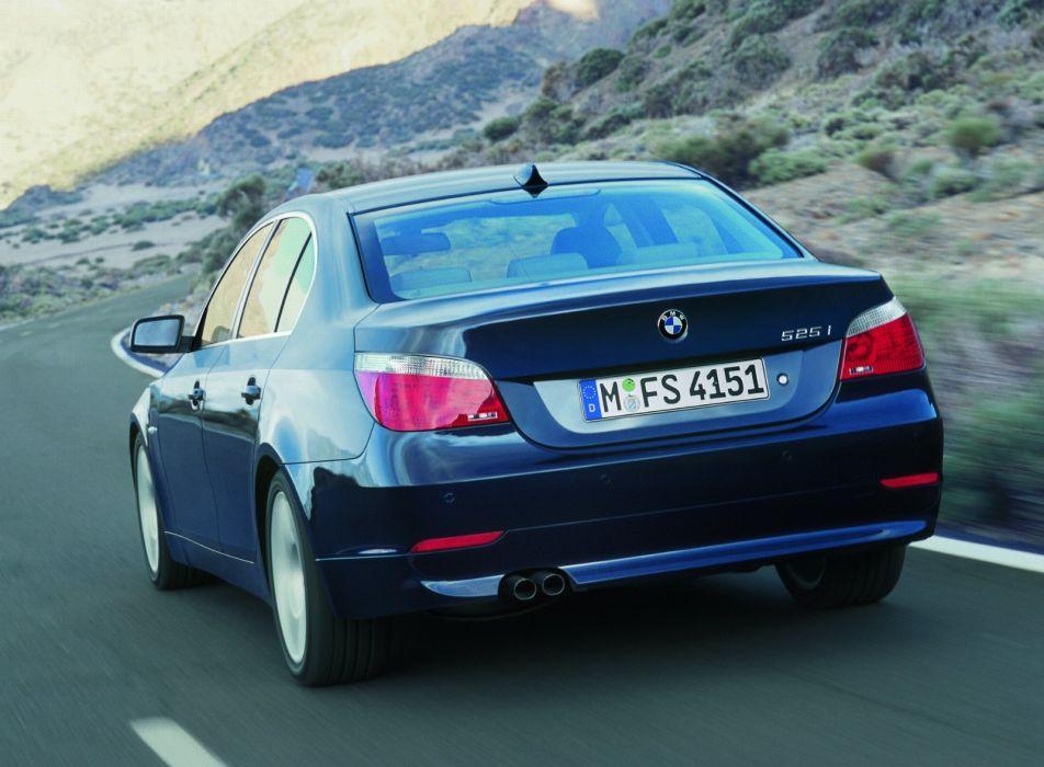 BMW 525i 2007 wallpaper