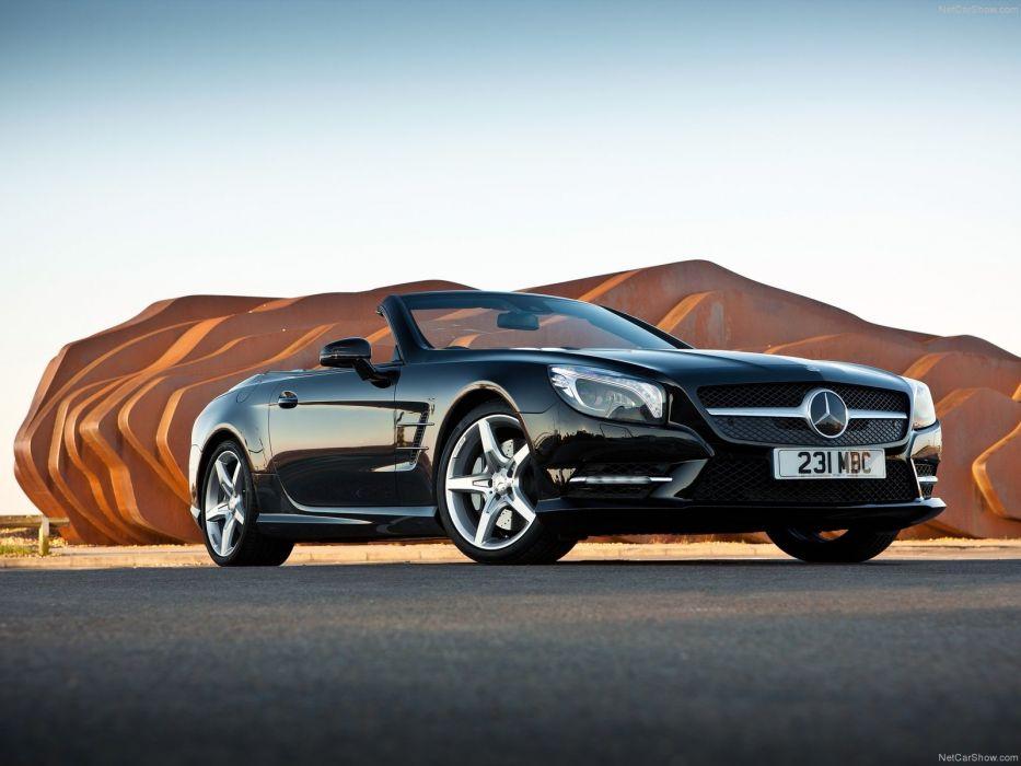 Mercedes-Benz SL500 2013 wallpaper