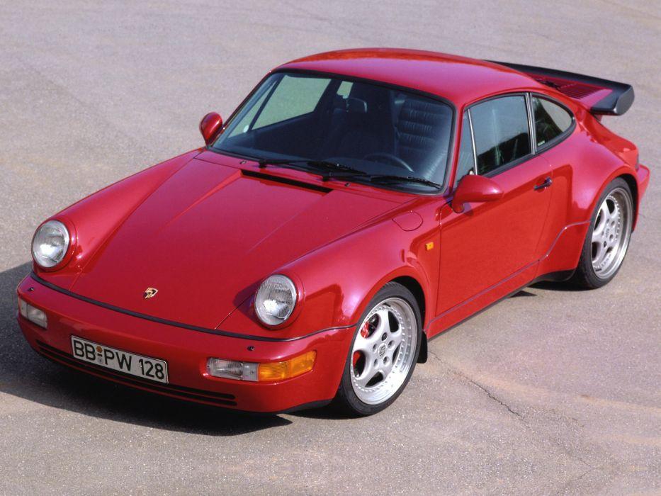Porsche 911 Turbo 1993 wallpaper