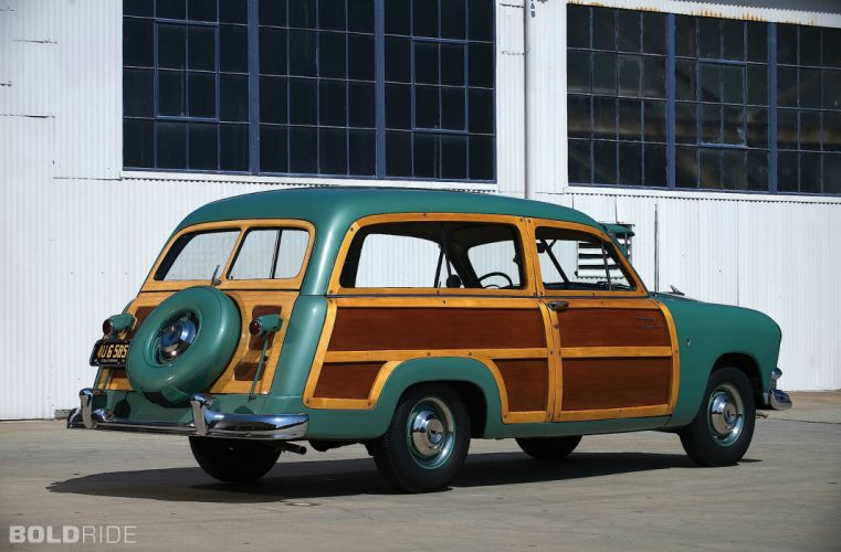 Ford Country Squire 1951 wallpaper
