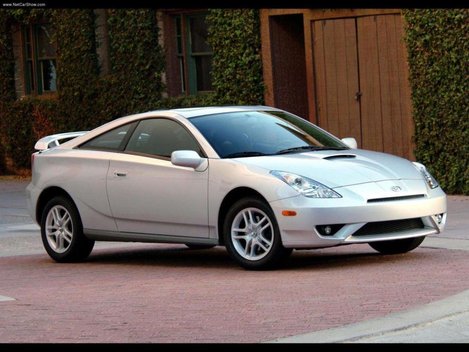 Toyota Celica GT-S 2003 wallpaper