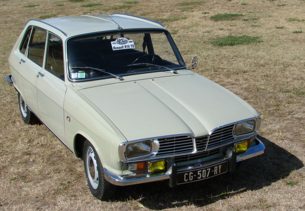 Renault 16TS 1969_JPG wallpaper