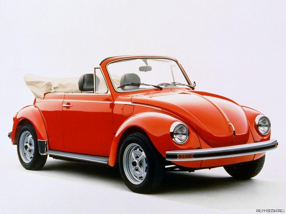Volkswagen Fusca 1973 Conversivel wallpaper