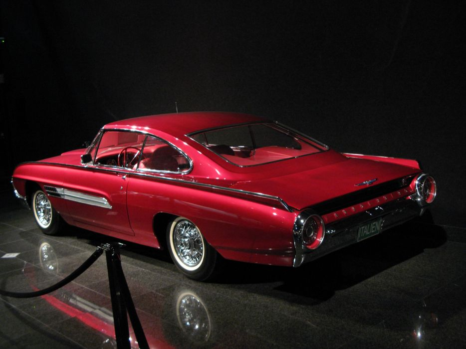 Ford ThunderBird Italien 1964_JPG wallpaper