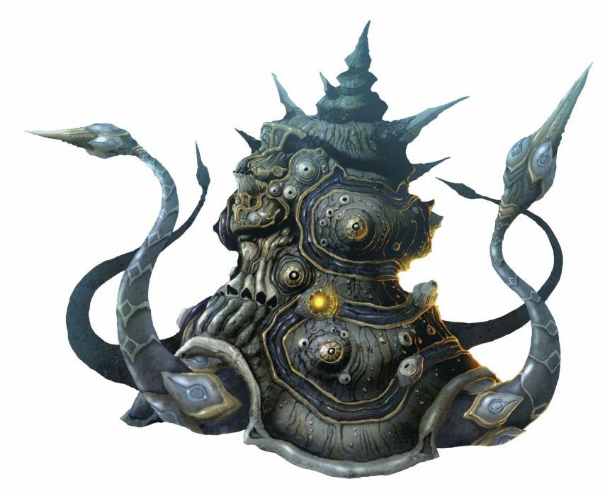 PANDORAS TOWER fantasy anime armor   h wallpaper