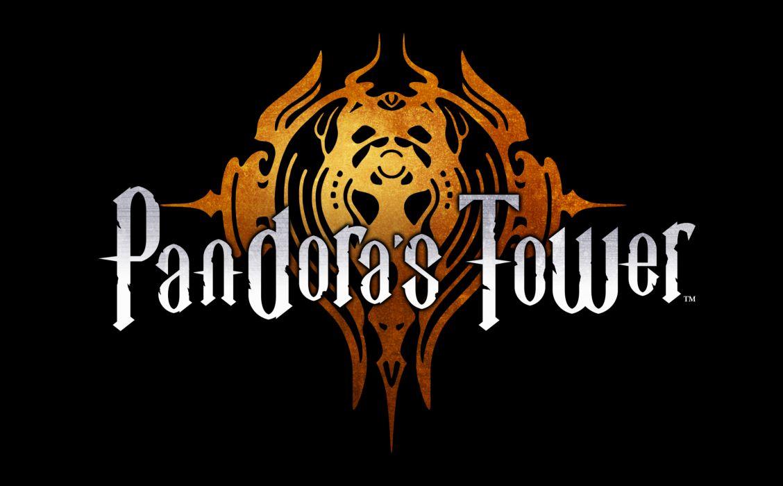 PANDORAS TOWER fantasy poster     g wallpaper
