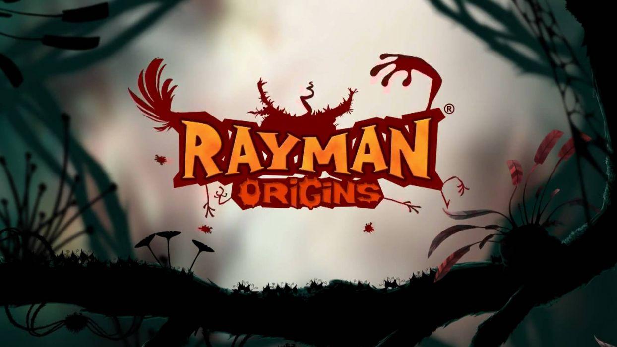 RAYMAN ORIGINS adventure game (1) wallpaper