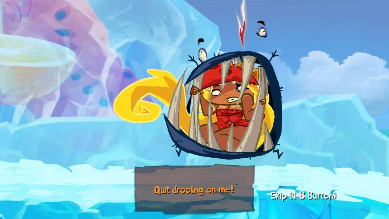 RAYMAN ORIGINS adventure game (2) wallpaper