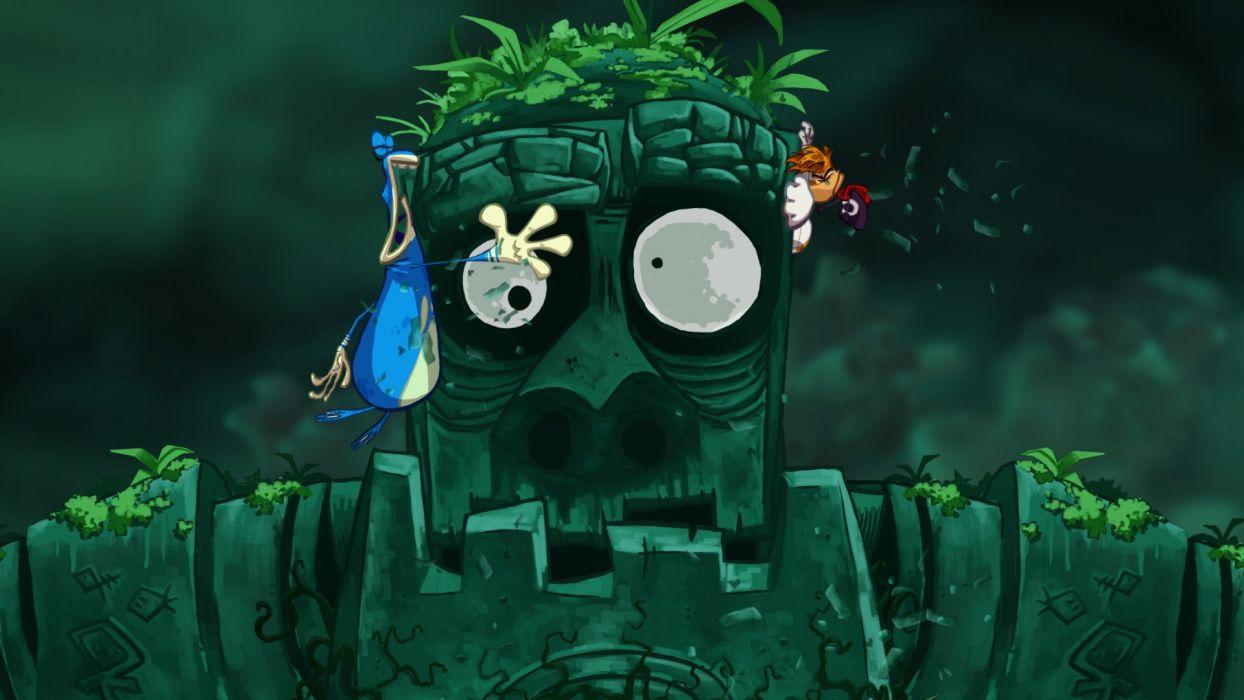 RAYMAN ORIGINS adventure game (14) wallpaper