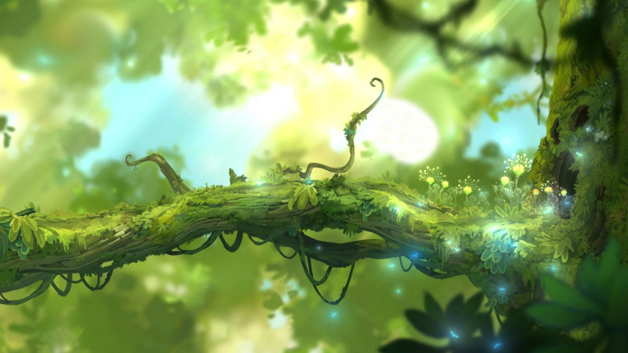 RAYMAN ORIGINS adventure game (16) wallpaper